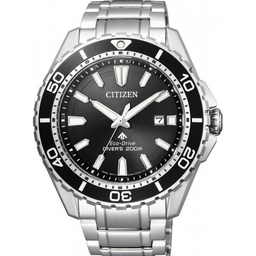 Citizen Ρολόι Promaster Eco Drive με μπρασελέ BN0190-82E