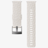 Sandstone λευκό λουράκι σιλικόνης Suunto Explore 1 24mm size M