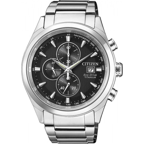 Ρολόι Citizen Super Titanium Eco Drive CA0650-82F