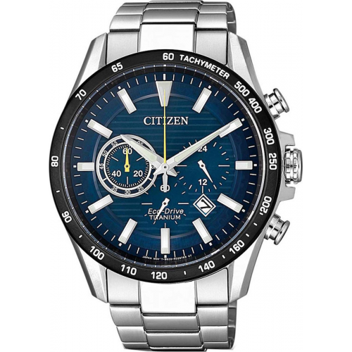 Ανδρικό Ρολόι Citizen Sporty Titanium CA4444-82L