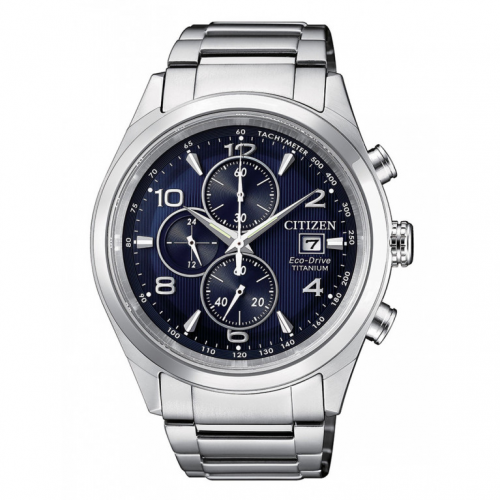 Ρολόι Citizen Super Titanium Eco Drive CA0650-82L