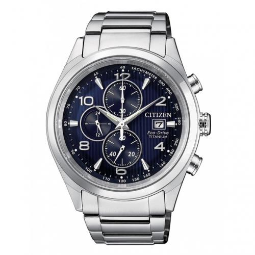Ρολόι Citizen Super Titanium Eco Drive CA0650-82L