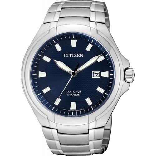 Ρολόι Citizen Super Titanium BM7430-89L