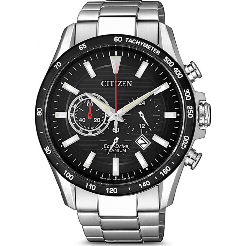 Ανδρικό Ρολόι Citizen Sporty Titanium CA4444-82E