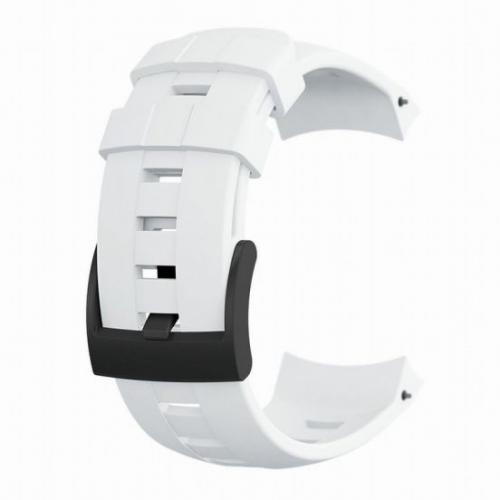 Suunto Ambit3 Vertical Kit Λουριού Σιλικόνης Λευκό