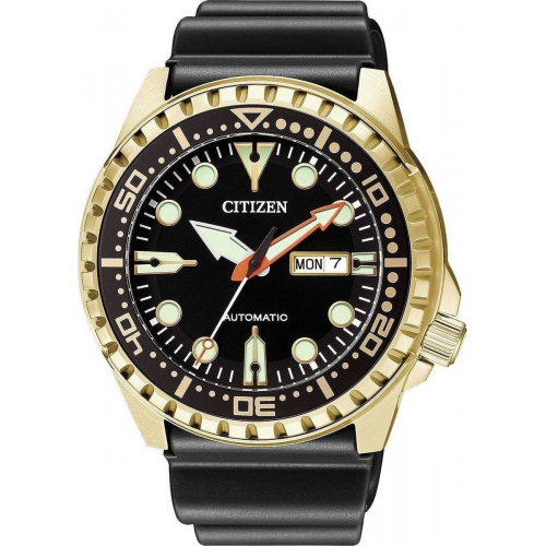 Ρολόι Citizen Promaster Automatic με καουτσούκ λουράκι NH8383-17E