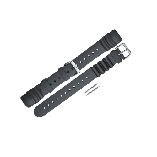 SUUNTO STINGER AND SPYDER GRAY STRAP KIT WITH EXTESNION STRAP