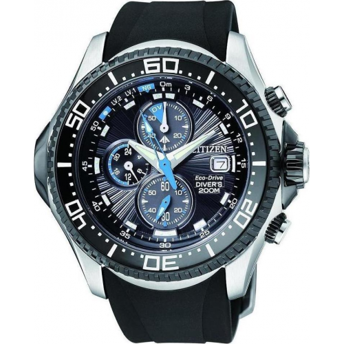 Citizen Promaster Eco Drive Chronograph BJ2111-08E