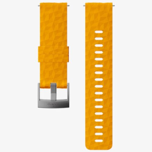 Amber Gray λουράκι σιλικόνης Suunto Explore 1 24mm size M