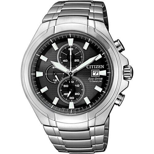 Ρολόι χρονογράφος Citizen Titanium CA0700-86E