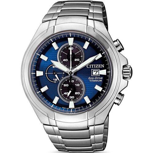 Ρολόι χρονογράφος Citizen Titanium CA0700-86L