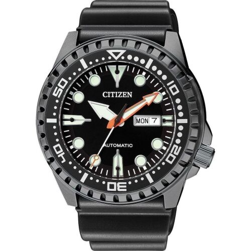 Ρολόι Citizen Promaster Automatic με καουτσούκ λουράκι NH8385-11E