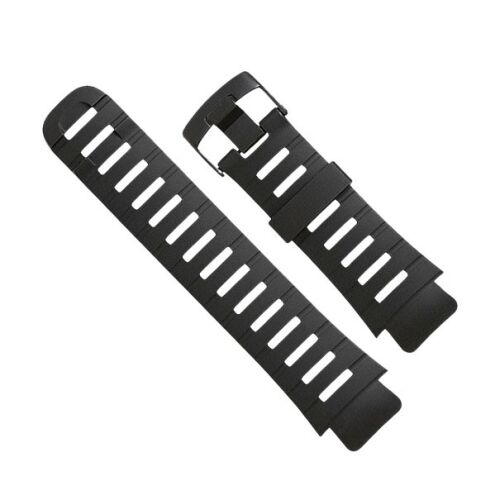 Suunto Χ-Lander Kit Ελαστομερές Λουράκι Μαύρο Military