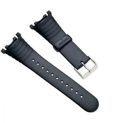 Suunto Vector Kit Ελαστομερές Λουράκι Μαύρο